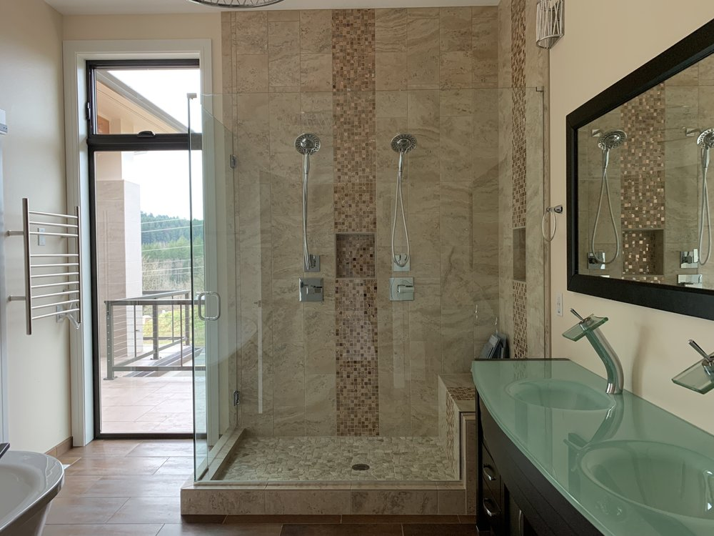 shower tile, tile contractor vancouver